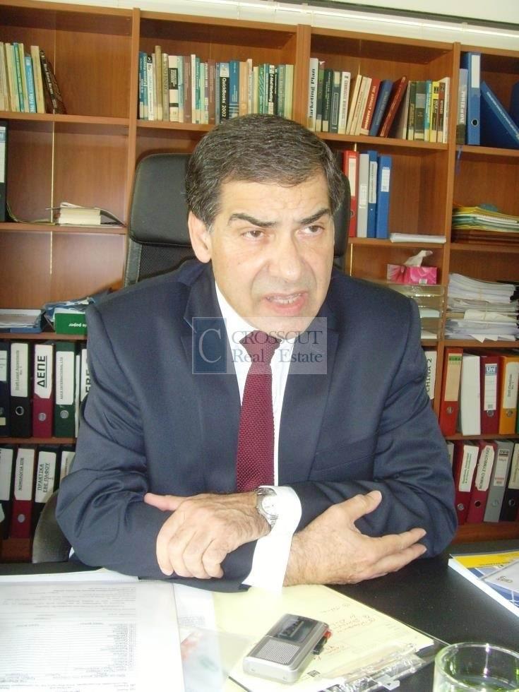 Α. Δημητριάδης: Στόχος η προσέλκυση ξένων επενδυτών