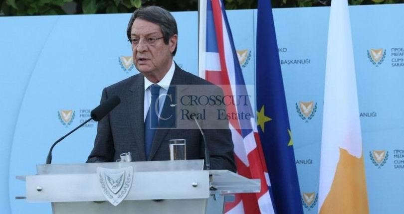 ΠτΔ: Η συμφωνία για τις Βρετανικές Βάσεις